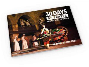 30 Days of Prayer – Adult Booklet