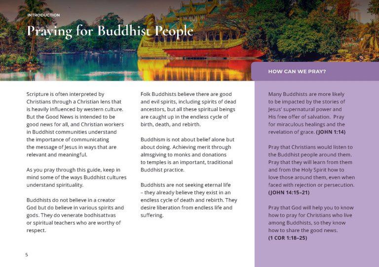 Intro - 15 Days of Prayer - Buddhist